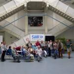 Besichtigung und Führung SWR-Studio Freiburg am 14.10.2014